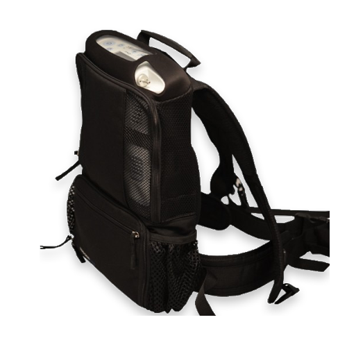 Inogen Backpack for carrying the G3 model