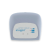 This is the external battery charger for the Inogen G3 Portable Oxygen concentrator.
