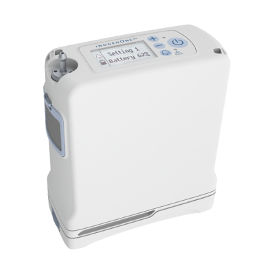 The Inogen One G4 Portable Oxygen Concentrator