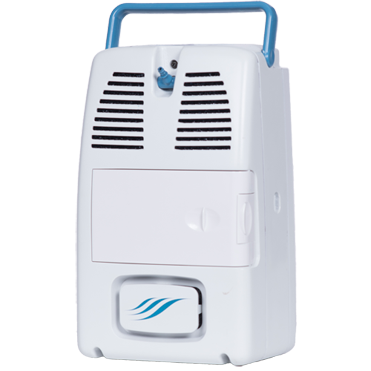 This is the Airsep Freestyle 5 Portable Oxygen Concentrator and available through OxygenExperts.com
